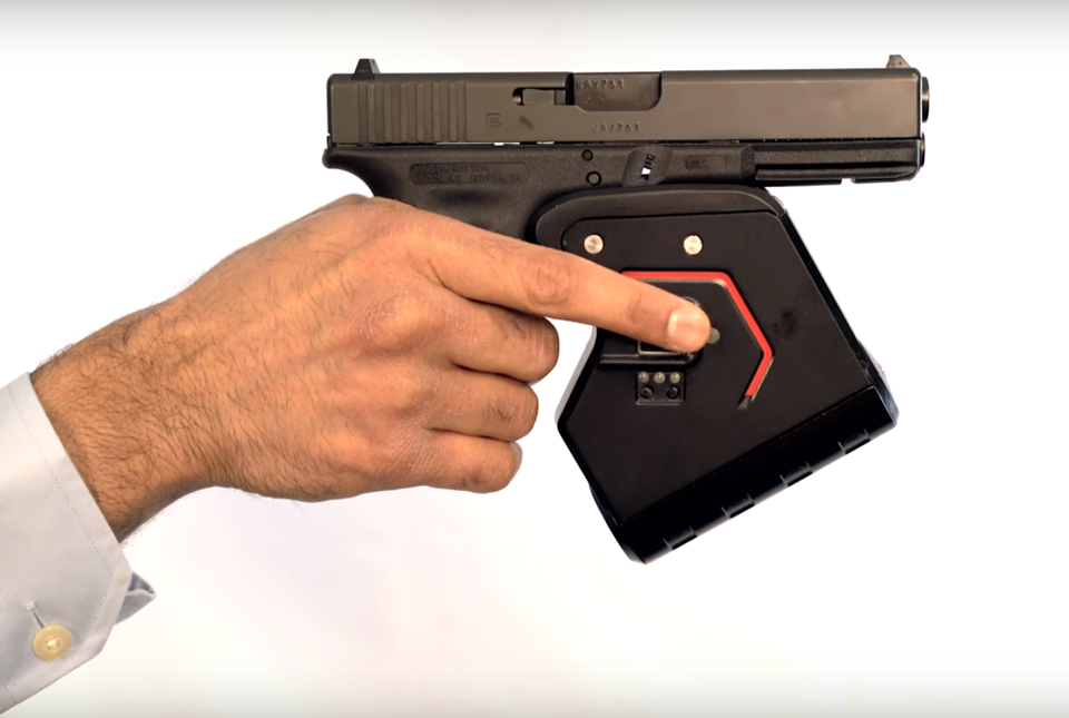 Privacy, failure, and hacking fears hold back 'smart guns'