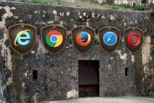 Slowly but surely, browsers are becoming more secure