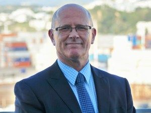 Terry Brown, Group Manager of Border Operations, New Zealand Customs